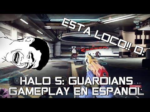 HALO 5: Guardians II Un Hunter con rabia II Gameplay en español