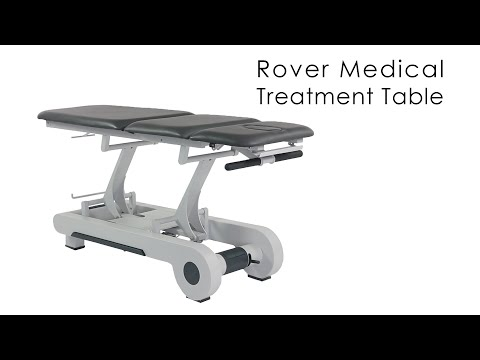 Rover Medical Treatment Table (Chiropractic Table)
