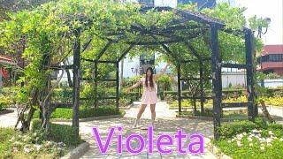 IZONE #아이즈원 #비올레타 #Violeta #kpopinpublic.