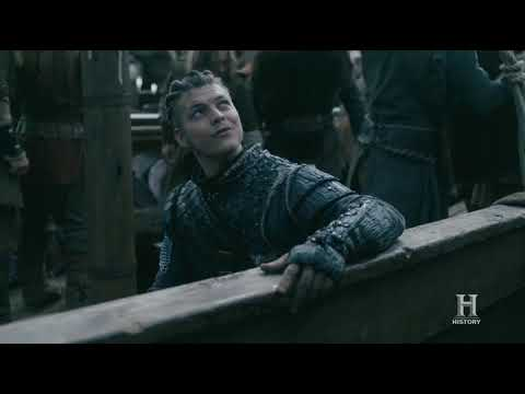 Vikings - Ivar And Heahmund Form Alliance [Season 5 Official Scene] (5x08) {HD]