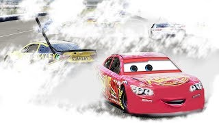 Lightning McQueen Huge Crash at Indy! | Forza Motorsport 6 | NASCAR Expansion