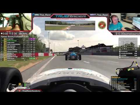 Wrong Move True Racer Wrong Move: iRacing GamePlay