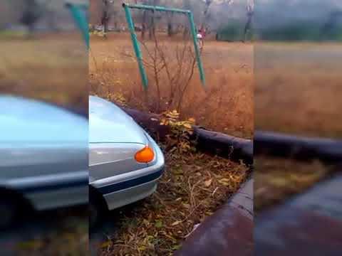 Инцидент на детской площадке в Новотроицке