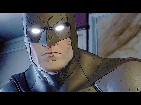 BATMAN Telltale Full Episode 1 Gameplay Walkthrough