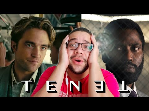 TENET with Robert Pattinson its really confusing but very good   With plane crashes   Tenet Reaction