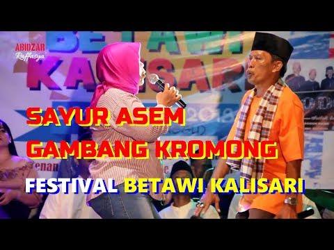 SAYUR ASEM - GAMBANG KROMONG JAYA KUSUMA  #gambangkromong #festibalbetawi #kalisari