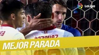 Mejor Parada J13: Sergio Rico