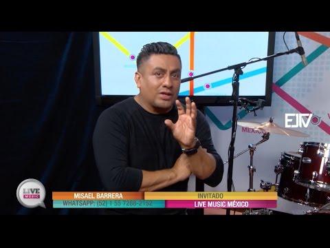 Live Music: Misael Barrera, México
