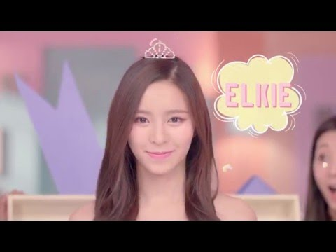 CLC(씨엘씨) - New Face Teaser - ELKIE