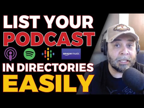 How to Launch a Podcast in 2021 Part 2: Listing Your Podcast In Directories