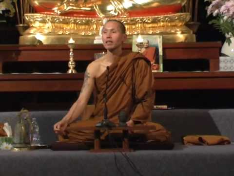 Happiness At Any Cost | Ajahn Khemavaro | 7-11-2008