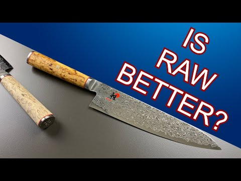 Near Perfect Japanese Knife – Seasoned to Perfection