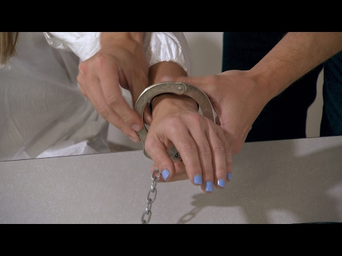 Can You Escape Handcuffs With Only a Bobby Pin?  ...