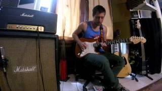 Loco - Andrés Calamaro. Solo de guitarra.