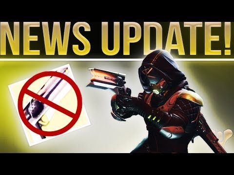 Destiny 2. HUGE NEWS ROUNDUP!