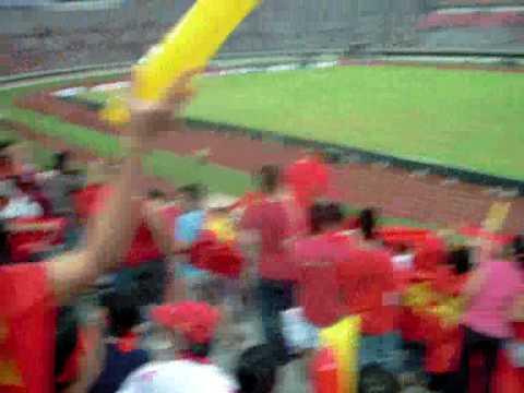 AFF cup 2008, Vietnam vs Singapore CDV super cuong nhiet