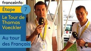 Le Tour de Thomas Voeckler :  au tour des Français