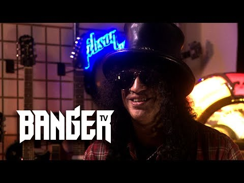 SLASH on early influences, FM radio, Van Halen | Raw & Uncut episode thumbnail