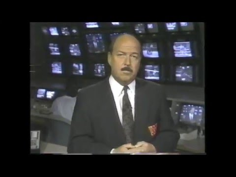 Mean Gene Okerlund, overcome with emotion, can't go on...