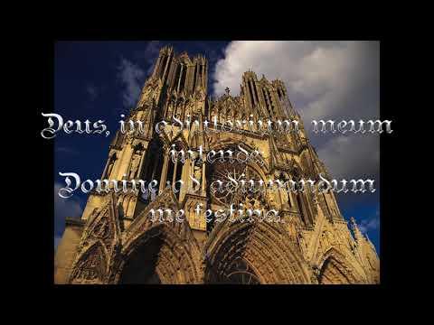 Deus in Adiutorium - Clamavi De Profundis