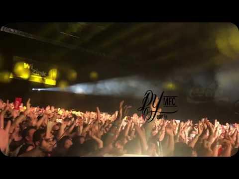 Daddy Yankee concierto Madrid 250617 ella me levantó, limbo, despacito #TamoEnVivo
