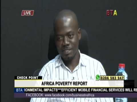 WORLD BANK AFRICA POVERTY REPORT