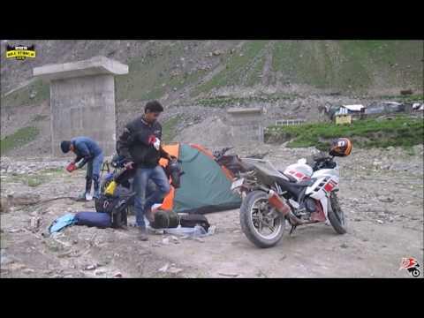 Ladakh Ride 2015 !!! Paonta Sahib To Leh Ladakh !!! Himalaya's