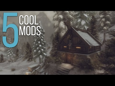 5 Cool Mods - Episode 2 - Skyrim: Special Edition Mods (PC/Xbox One)