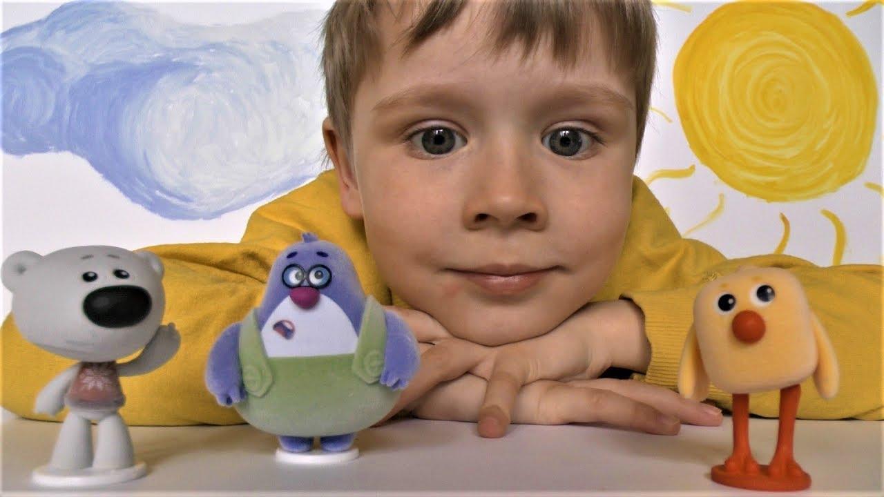 Ми Ми Мишки игрушки Свит Бокс  Видео для детей