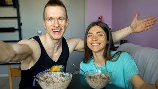 Эксперимент с едой: отказ от молочки и другие извращения! Evo #2