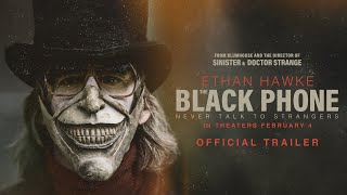 The Black Phone - Official Trailer