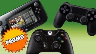 PS4 & XBOX ONE & WII U : GROSSE BAISSE DE PRIX ! E3 2015 - 16 - 18 Juin !
