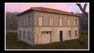 Old House Lowpoly.mp4