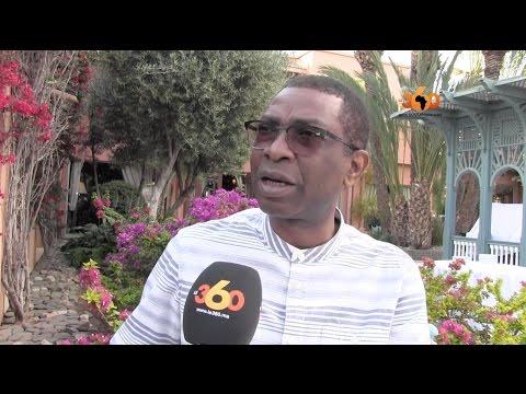 Le360.ma • Interview avec Youssou Ndour
