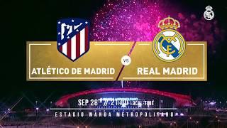 PREVIEW | Atlético de Madrid - Real Madrid