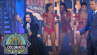 Colorado - Valeria Graci: Laura Pausini sul palco di Colorado!