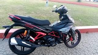 Hero Destini 125 engine