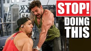STOP TRAINING YOUR BODY LIKE THIS! Top 10 Ways To Improve Your Shape INSTANTLY! (Simple Truth)