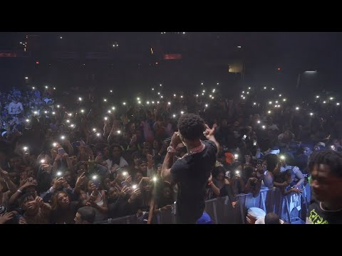 NBA YoungBoy First Performance  In Over A Year Live In Houston, Tx |  FULL SHOW