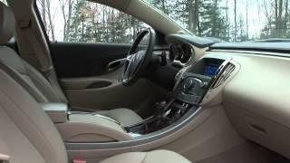2011 Buick LaCrosse Test Drive