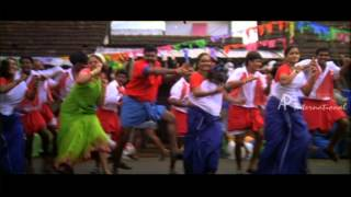 Red Salute Malayalam Movie | Malayalam Movie | Pineapple Sundaranalla Song