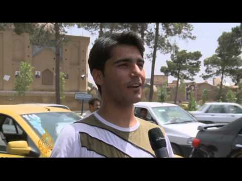 Iranian youth struggle with unemployment