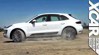 Porsche Macan: Evoque? What Evoque?