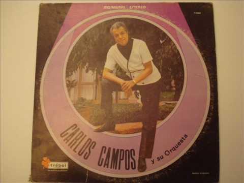 """Orquesta Carlos Campos """"AMIGO"""""""