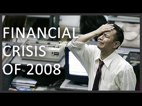 The Financial Crisis of 2008