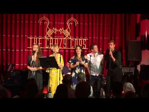 Emma Kingston, Rebecca Lock, Courtney Reed, Alex Lodge & James Hume - Mamma Mia Medley