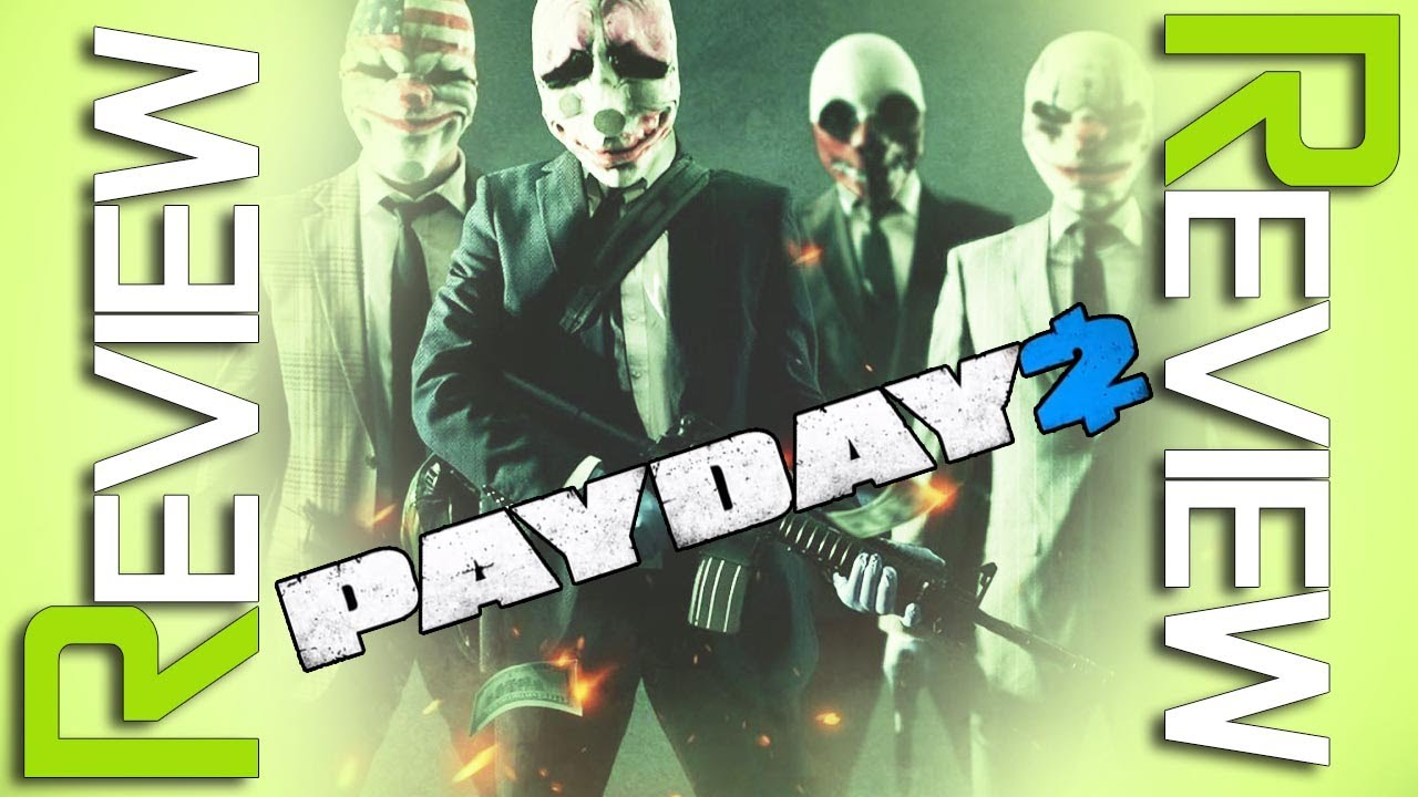 Payday 2 Crimewave Edition Review - COIN-OP TV
