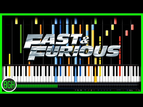 IMPOSSIBLE REMIX - See You Again (Wiz Khalifa - Furious 7)