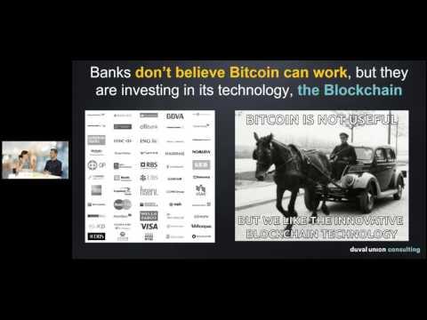 Een introductie tot Bitcoin en de Blockchain.