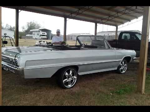 Compromising a Dream for a '64 Impala was his Best Decision |Impala Hydraulics
